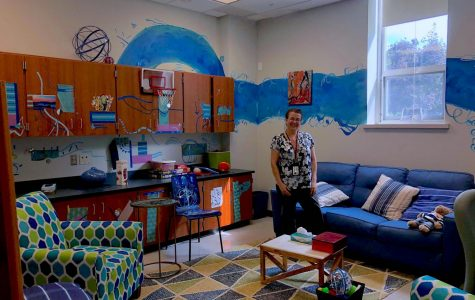 """The Blue Room"" Provides Tenafly Students With a Safe Space"