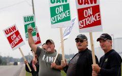 United Auto Workers Go on Strike Against General Motors