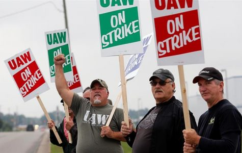 United Auto Workers Go on Strike Against General Motors
