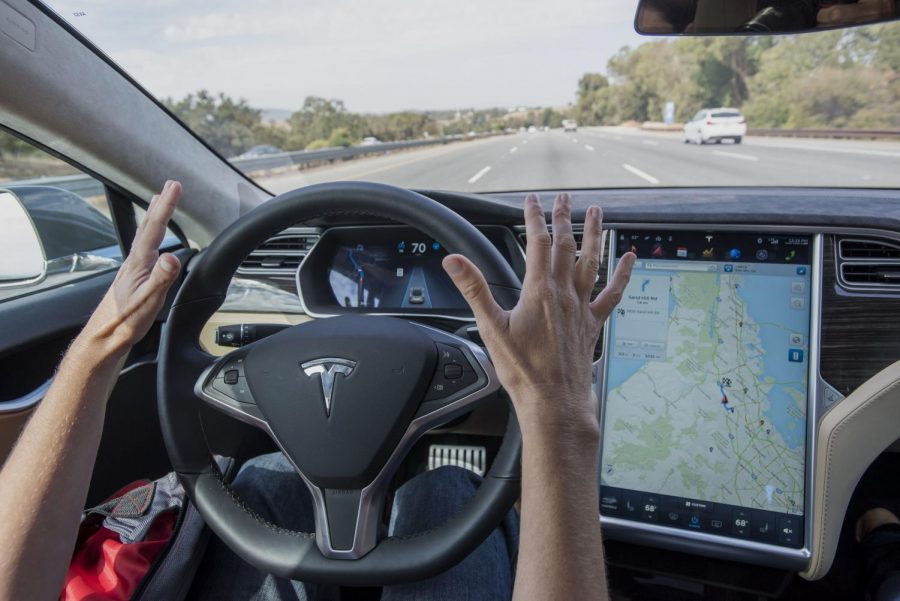 You Snooze You Lose: Tesla Drivers Fall Asleep at the Wheel