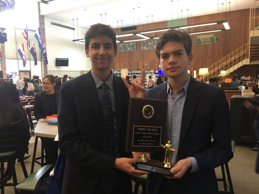 Varsity+Debaters+Compete+in+First+Tournament+of+the+Season