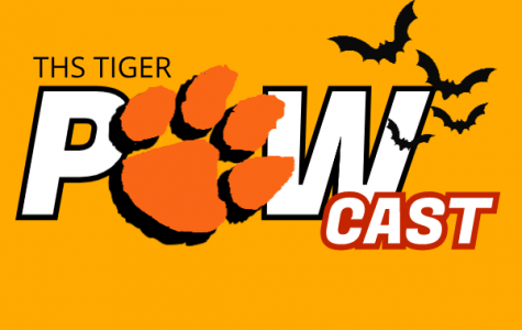 THS Tiger Pawcast Ep. 3: Halloween Edition