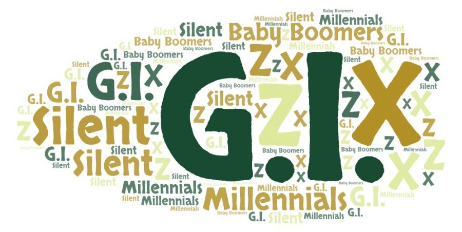 Generations A to Z