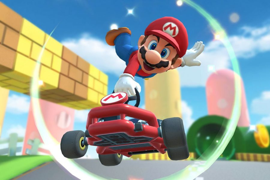 The Renaissance of Mario Kart
