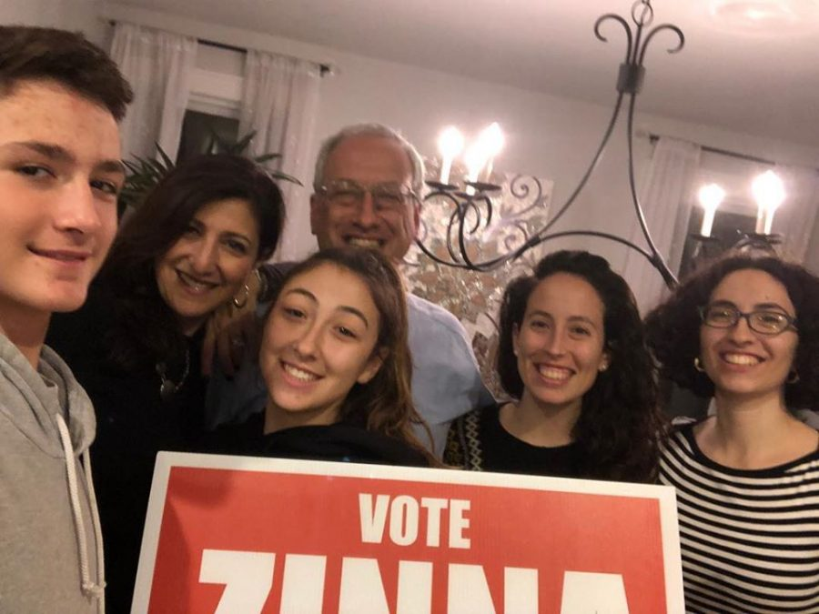 Mark Zinna Beats 14-Year Incumbent Peter Rustin