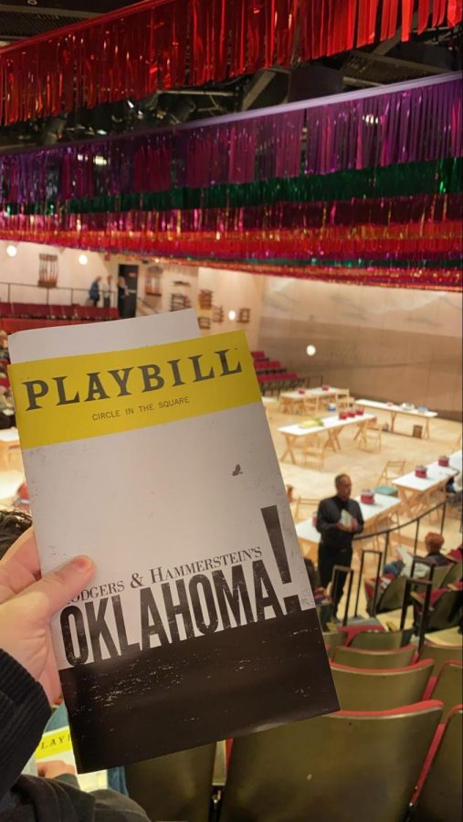 Oklahoma!: The Rodgers and Hammerstein Classic Reimagined on Broadway
