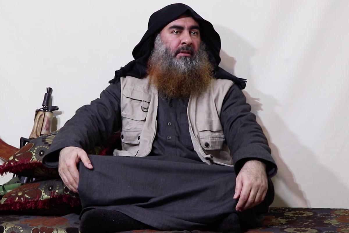 Abu Bakr al-Baghdadi Photo: vox.com