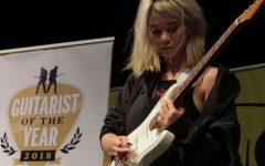 Guitarist Abigail Zachko, THS Senior, to Play Coachella