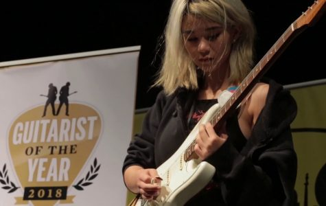 Guitarist Abigail Zachko, THS Senior, to Play Coachella