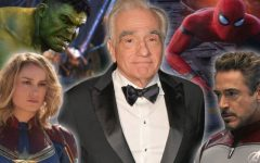 The Raging War Between Martin Scorsese and Marvel Movies