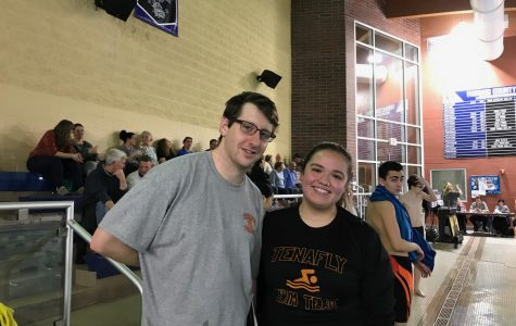 Tenafly Swim Team's Many Victories This Season