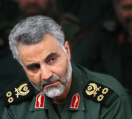 Qasem Soleimani, member of Iran's Islamic Revolutionary Guard Corps, was killed on January 3rd, 2020.  Credit: https://commons.wikimedia.org/wiki/File:Sardar_Qasem_Soleimani-01.jpg