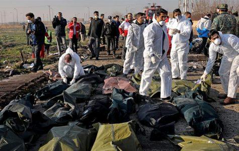 Ukrainian Plane Crashes in Iran Leaving No Survivors