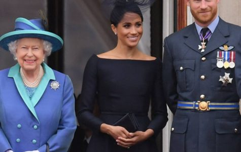 Prince Harry and Meghan Markle Give Up Their Lives as Royals