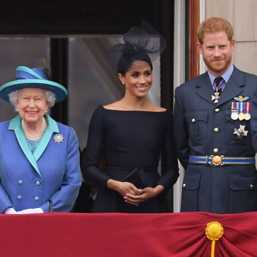 Prince+Harry+and+Meghan+Markle+Give+Up+Their+Lives+as+Royals