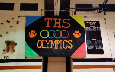 2020 Olympic Banner