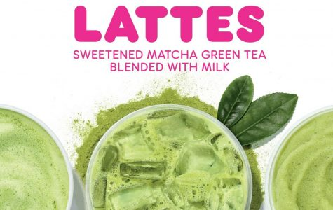 Dunkin' Adds Matcha to The Menu
