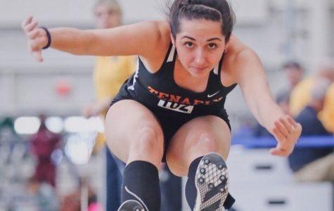 Sophia Dongaris: Tenafly's Track Star