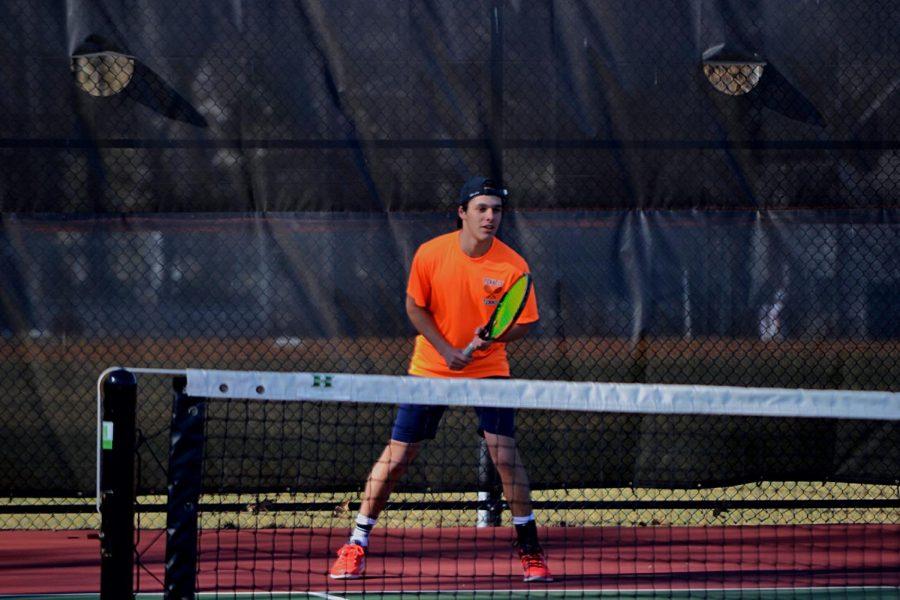 Alex Merson: Tenafly's Tennis Stud