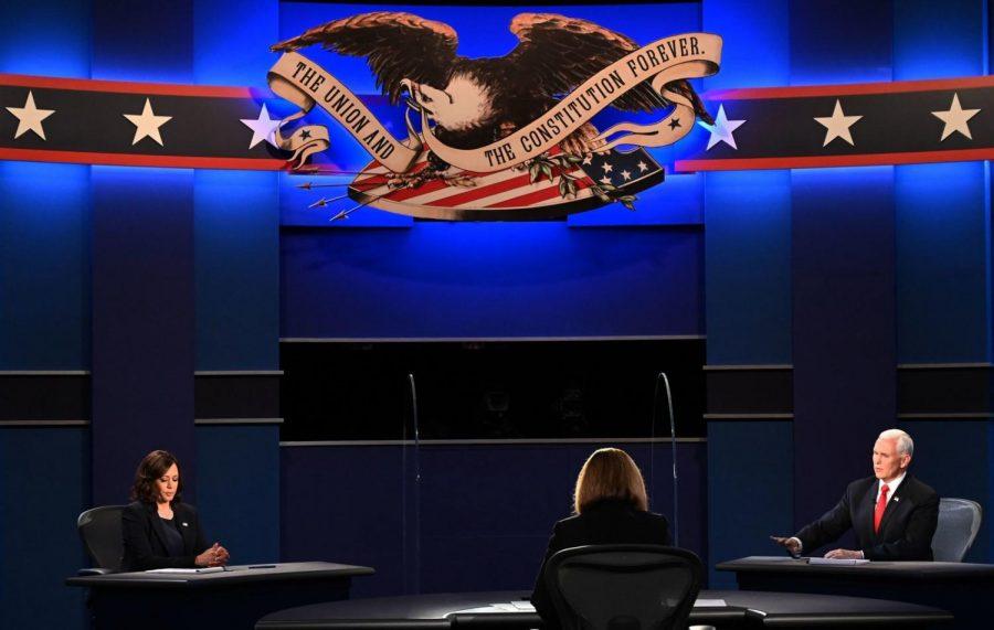 Vice+President+Mike+Pence+and+California+Senator+Kamala+Harris+at+the+Vice+2020+Presidental+Debate.