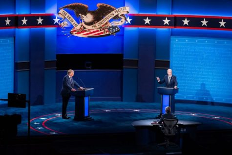 Last Chance to Speak to America - Last 2020 Presidential Debate