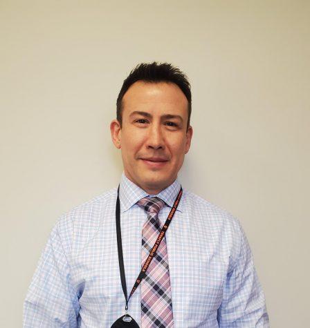 Vice Principal Suchanski