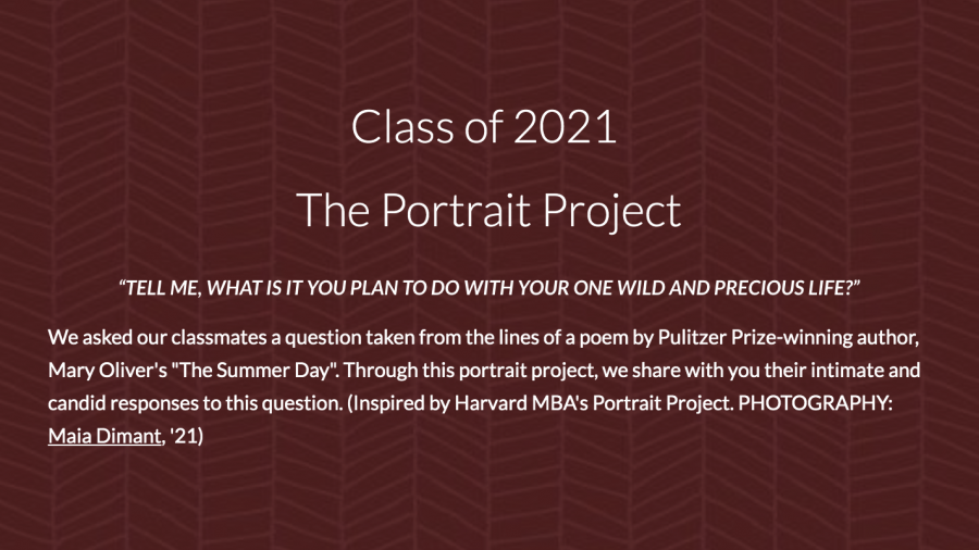 The+Class+of+2021+Publishes+The+Portrait+Project