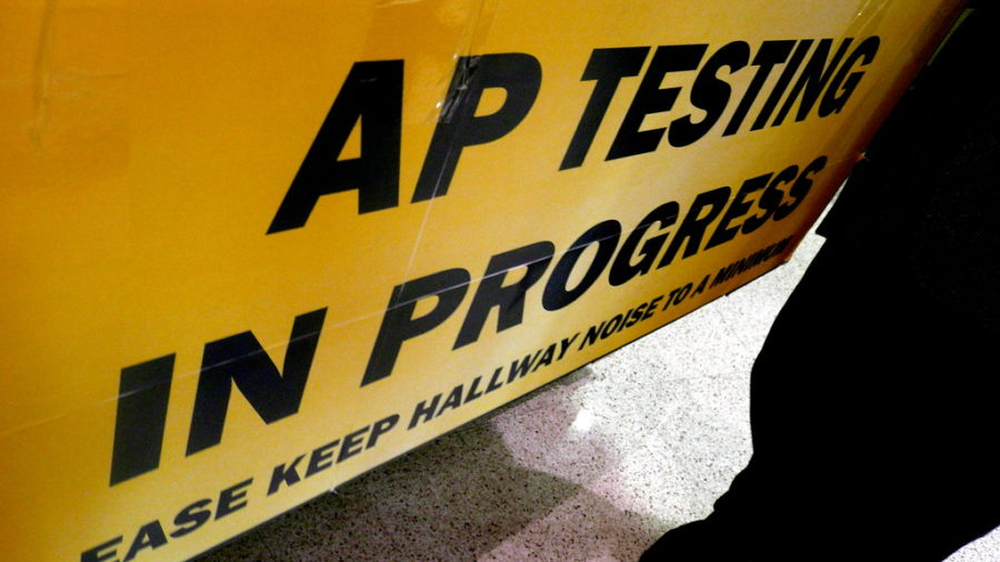 THS Prepares For 2021 AP Exams
