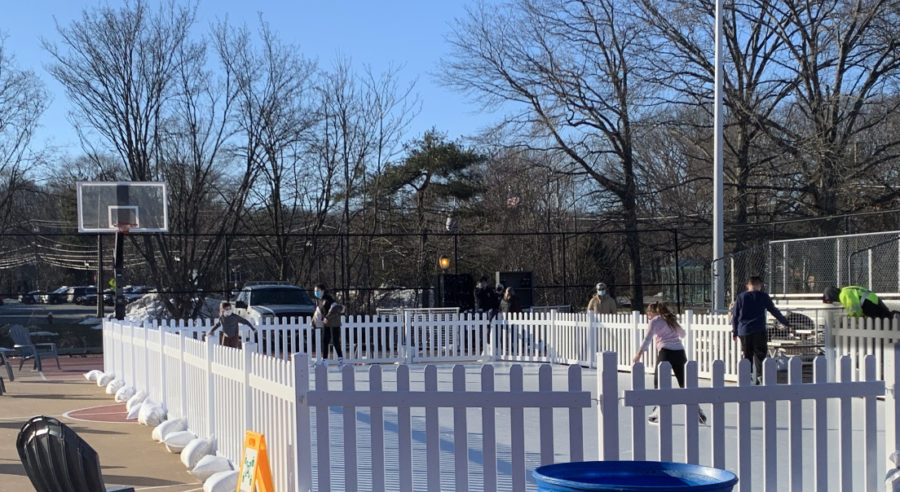 Tenafly's New Ice Skating Rink: A Delightful Touch to Town
