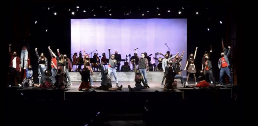 Tenafly High School's 21st Century Broadway Project
