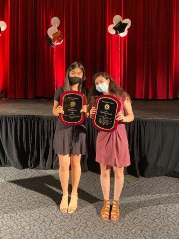 Tenafly High School's Senior Award Winners for 2021