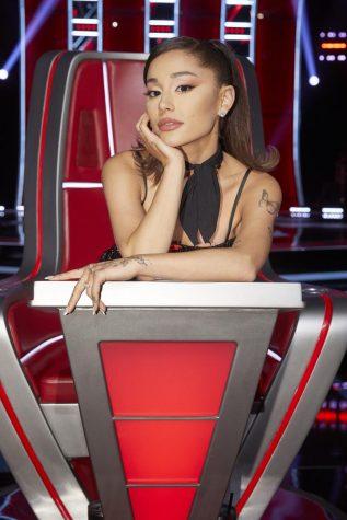 Ariana Grande Takes on Season 21 of The Voice